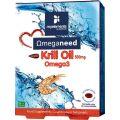 Krill Omega 3 / Έλαιο Κριλ Ανταρκτικής