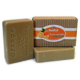Σαπούνι Ελαιολάδου με άρωμα πορτοκάλι