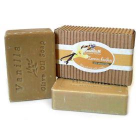 Σαπούνι Ελαιολάδου με άρωμα βανίλια