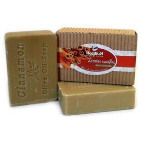 Σαπούνι Ελαιολάδου με άρωμα κανέλα