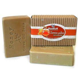 Σαπούνι Ελαιολάδου με άρωμα μέλι
