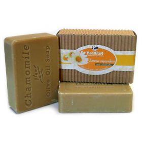 Σαπούνι Ελαιολάδου με άρωμα χαμομήλι