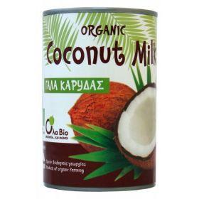 Coconut milk | ΓΑΛΑ ΚΑΡΥΔΑΣ