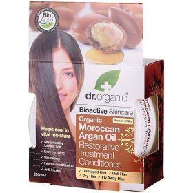 Μάσκα Περιποίησης για τα μαλλιά με Βιολογικό Έλαιο Αργκάν
