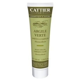 CATTIER, green clay, anti cellulite cream, πρασινος αργιλος
