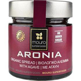Επάλειμμα Αρώνια με Αγαύη 260gr bio (MOURO)
