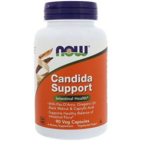 Candida Support NOWFOODS