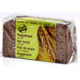 βιολογικο ψωμι σικαλης