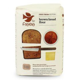 Αλεύρι χωρίς γλουτένη για σκούρο ψωμί