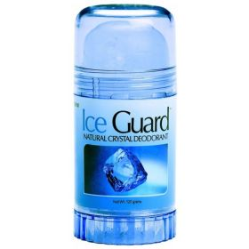 NATURAL CRYSTAL DEODORANT ICE GUARD