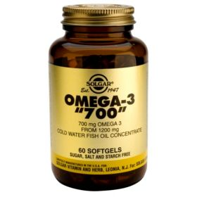OMEGA-3 Double Strength 700mg softgels 30s