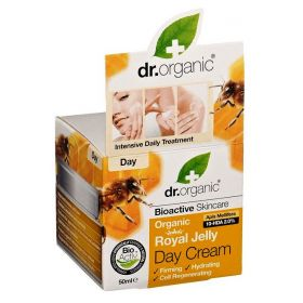 Organic Royal Jelly Day Cream DR.ORGANIC