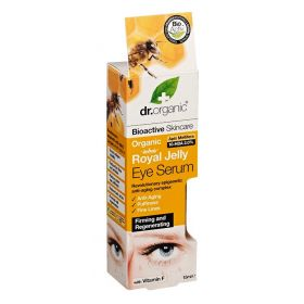 Organic Royal Jelly Eye Serum DR ORGANIC
