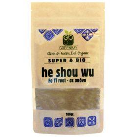 Φο Τι / He Shou Wu σκόνη