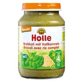 Βρεφικό γεύμα μπρόκολο με ρύζι (HOLLE)