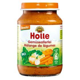 Βρεφικό γεύμα ανάμεικτα λαχανικά (HOLLE)