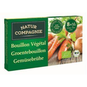 Βιολογικοί Κύβοι λαχανικών με αλάτι