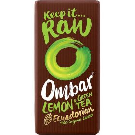 ombar lemon green tea