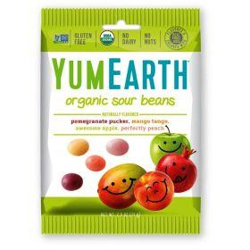 Κουφετάκια φρούτων YUMEARTH