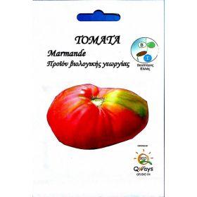 βιολογικός Σπόρος Ντομάτα Marmande
