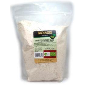 Βιολογικό Αλεύρι Ζέας / δίκοκκου σιταριού ολικής
