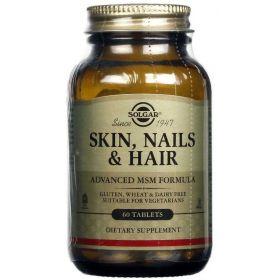 SKIN NAILS AND HAIR