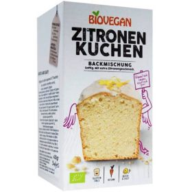 BIOVEGAN CAKE MIX LEMON