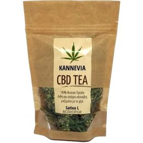 KANNEVIA CBD TEA από άνθη & σπόρους