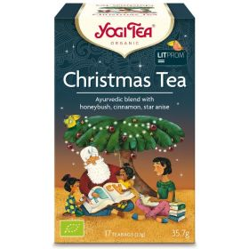 Cristmas Collection YOGI TEA