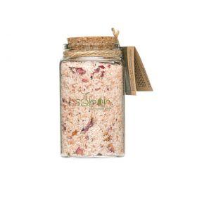 Detox άλατα μπάνιου με άρωμα τριαντάφυλλο 100ml (SAPON)