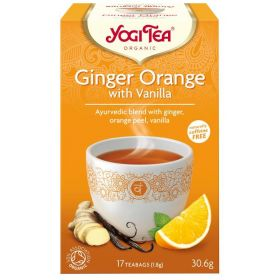 Ginger - Orange YOGI TEA