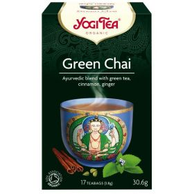 Green Chai YOGI TEA