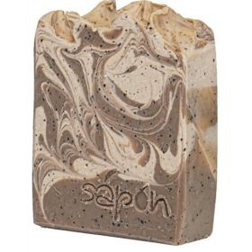 Caffeine Body Peeling Soap-SAPON