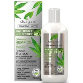 Shampoo 2 in1 Hemp oil 265ml (Dr.Organic)