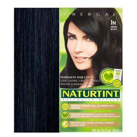 Βαφή μαλλιών 1Ν μαύρο NATURTINT