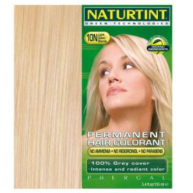 Βαφή μαλλιών 10Ν ξανθό πλατινέ NATURTINT
