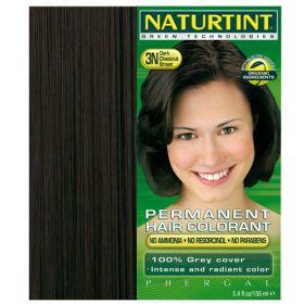 Βαφή μαλλιών 3Ν καστανό σκούρο NATURTINT