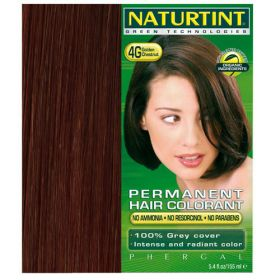 Βαφή μαλλιών 4G καστανό χρυσαφί (NATURTINT)