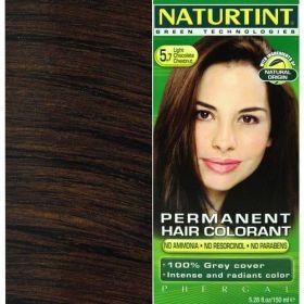 Βαφή μαλλιών 5.7 ανοιχτό καστανό σοκολά (NATURTINT)
