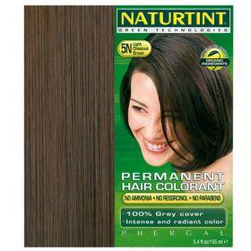 Βαφή μαλλιών 5Ν καστανό ανοιχτό NATURTINT