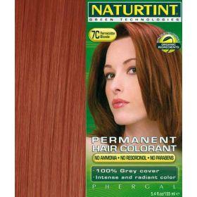 Βαφή μαλλιών 7C καστανό χαλκόχρουν NATURTINT