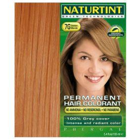 Βαφή μαλλιών 7G ξανθό χρυσαφί NATURTINT