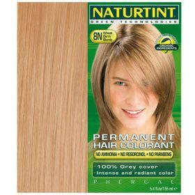 Βαφή μαλλιών 8Ν ξανθό ανοιχτό NATURTINT