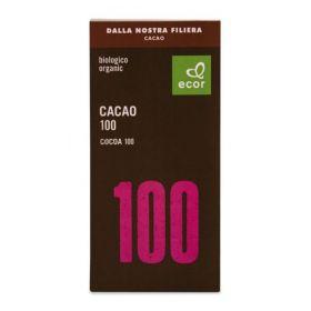 Σοκολάτα μαύρη 100% Bio