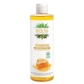 BIOLYN Σαμπουάν για ξηρά & βαμμένα μαλλιά