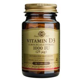 SOLGAR Βιταμίνη D-3