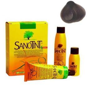 Βαφή μαλλιών Καστανό φυσικό SANOTINT