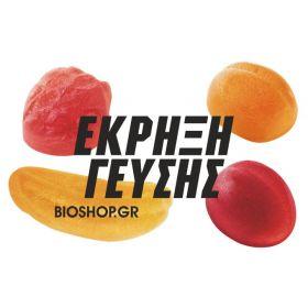 Βιολογικά ζελεδάκια με γεύση φρούτων