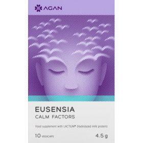 EUSENSIA Calm Factors 10caps AGAN