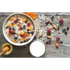 muesli low carb-high protein BIO-PASTA